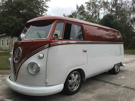 1960 Volkswagen Bus For Sale