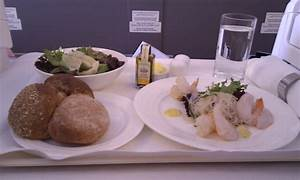 The gallery for --> Emirates Business Class Food