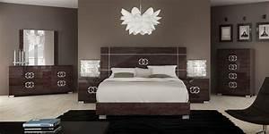 Prestige Classic Bedroom Set (Bed, 2 Nightstands, Dresser