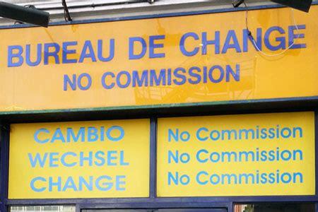 bureau de change londres ceca confederacion de cajas de ahorro en londres diario