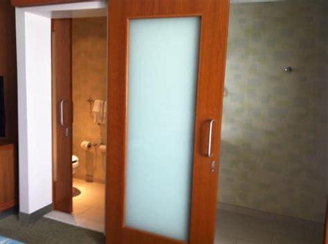 choosing  bathroom door ideas