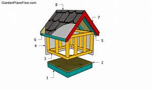 big idea With small dog house plans