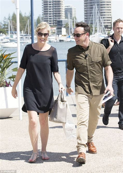 Declan Donnelly dines out with Ali Astall in Australia's ...