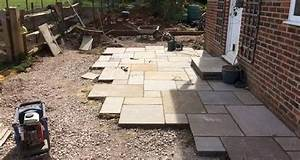 How To Lay A Patio For Beginners