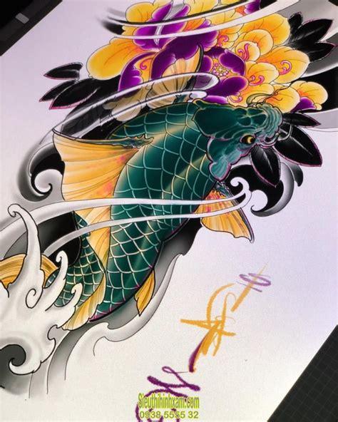0985902857 mọi chi tiết lh : 350+ Những hình xăm cá chép đẹp nhất - Tattoo Cá Chép | Hình xăm nhật, Cá chép