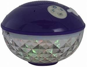 Lampe De Piscine : lampe de piscine disco une lampe avec enceinte int gr e ~ Premium-room.com Idées de Décoration