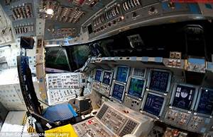 Inside Space Shuttle Blew Up Pictures - Pics about space