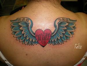 Flying Wings Designs 16 Awesome Heart Images And Designs For Men And Women