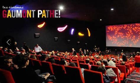 place cin 233 ma gaumont path 233 5 50 euros au lieu de 11 20 euros partout en