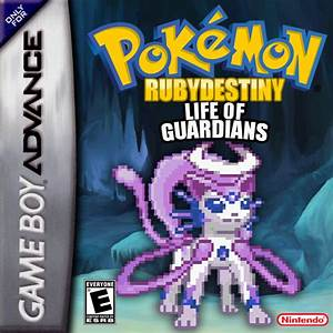 Pokemon Ruby Destiny Life of Guardians - Pokemon Ruby ...