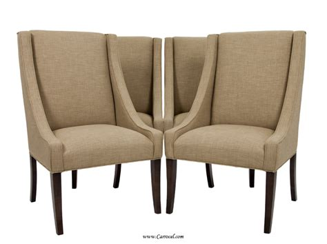 upholstered chairs upholstered dining room chairs