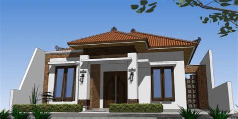 inspirasi rumah  desain jawa modern kontraktor