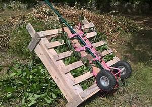 Fabriquer Une Remorque : un diable remorque de jardin briconosaure ~ Maxctalentgroup.com Avis de Voitures