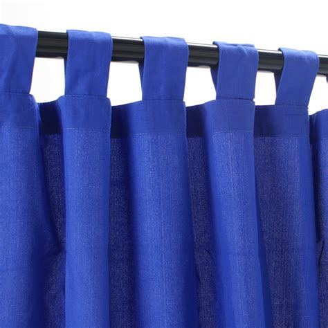 popular royal blue curtains myideasbedroom
