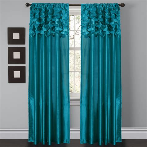 sheer white curtain panels living room turquoise ombre curtains custom curtains