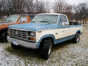 1983 Ford F-150 - Overview