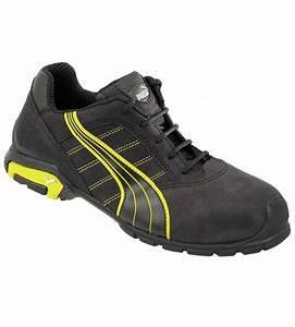 Chaussures De Securite Puma : basket de s curit puma metro protect noir jaune ~ Melissatoandfro.com Idées de Décoration