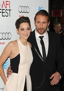 Marion Cotillard and Matthias Schoenaerts - 'Rust and Bone ...