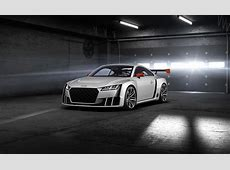 600 HP Audi TT Clubsport Brings 25 TFSI with Electric