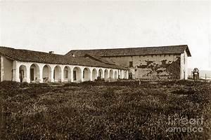 Mission San Miguel Arcangel California Circa 1900 ...