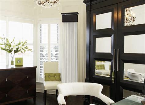 cornice window treatments home office