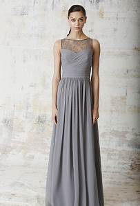33 grey bridesmaids dresses perfect for any season grey for Gray dresses for wedding