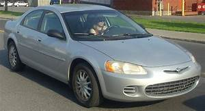 2006 Chrysler Sebring Sedan 4