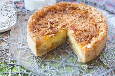kleine kuchen florentiner apfelkuchen puddingkuchen