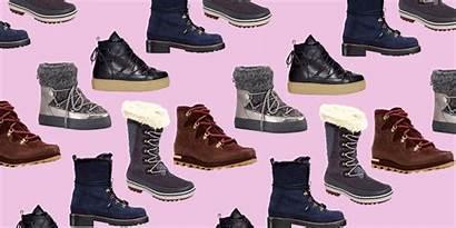 Boots Snow Winter Wear Crop Fashionable