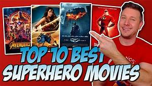 Top, 10, Most, Epic, Superhero, Movies, In, 2020