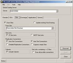 Active Directory Topology Diagrammer  U2013 Adtd  U2013  Yusufsdirectoryblog Onmicrosoft Com