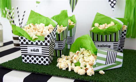 popcorn tuete basteln selbstde