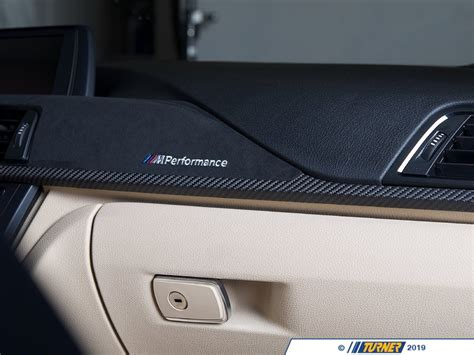 genuine bmw  performance interior kit