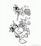 Coloring Musketeers Three Printable Popular Musketiers Coloringhome sketch template