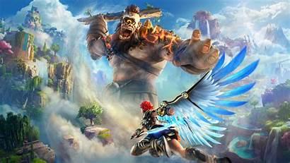 Rising Fenyx Immortals 4k Games Wallpapers Gods