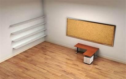 Desktop Office Clever Wallpapers Clean Organizer Shelf