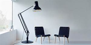 Anglepoiser launches stunning new indoor outdoor giant for Outdoor floor lamp parts