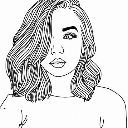 Outlines Drawing Picsart Drawings Those Aesthetic Freetoedit