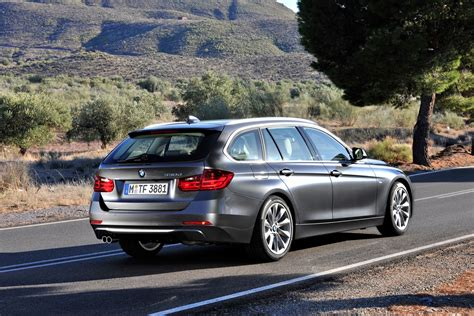 best bmw 320 touring bmw f30 320i xdrive touring review by top gear autoevolution