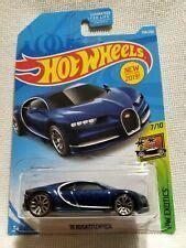Hot wheels nadir bulunan modellerden sıfır kutusunda. Hot Wheels 2016 Bugatti Chiron Super Car. RareHTF! '19 HW Exotics Series #7/10. in 2020   Super ...