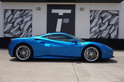 These payments will appear monthly according to your instalment plan, with the same charge amount each time. Used 2017 Ferrari 488 GTB For Sale ($241,900)   Tactical Fleet Stock #TF1697