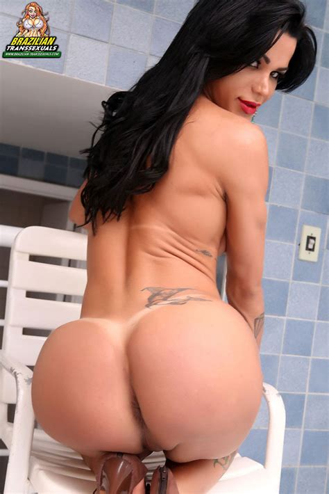 Brazilian Transsexuals Super Fit Natany Gomes At Dbnaked Com