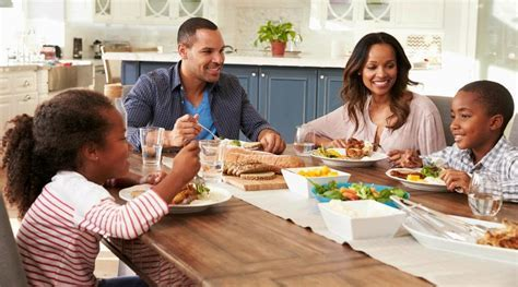 National Family Meals Month