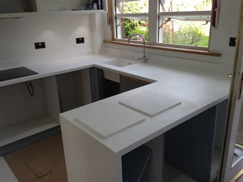 white corian corian bespoke solid surfaces limited