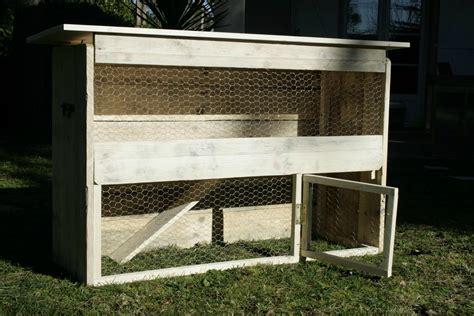 design clapier lapin exterieur beton le havre 1312 clapier lapin le bon coin cage a lapin