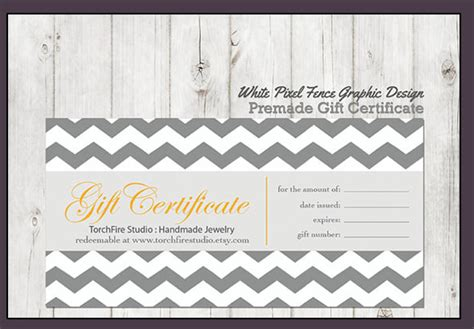Free Downloadable Gift Certificate Templates by 56 Gift Certificate Templates Sle Templates
