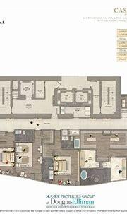 Estates at Acqualina Floor Plans, Luxury Oceanfront Condos ...