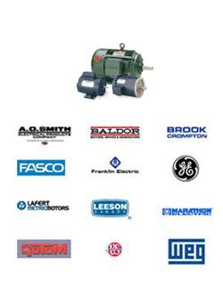 Electric Motor Brands by Electric Motors