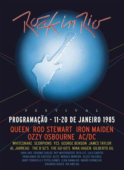 Rock In Rio anuncia su regreso el mismo día que AC/DC ...