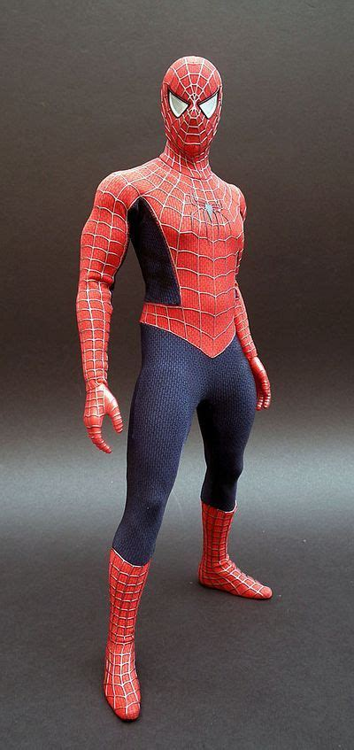 Spider man 3 sixth scale action figure Another Pop